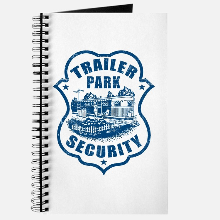 Trailer Park Security Journal