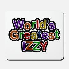 World's Greatest Izzy Mousepad