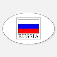 Unique Samara Sticker (Oval)