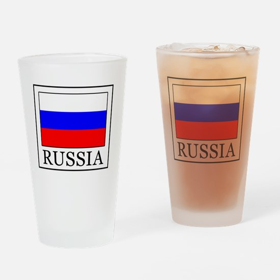 Cute Sochi Drinking Glass