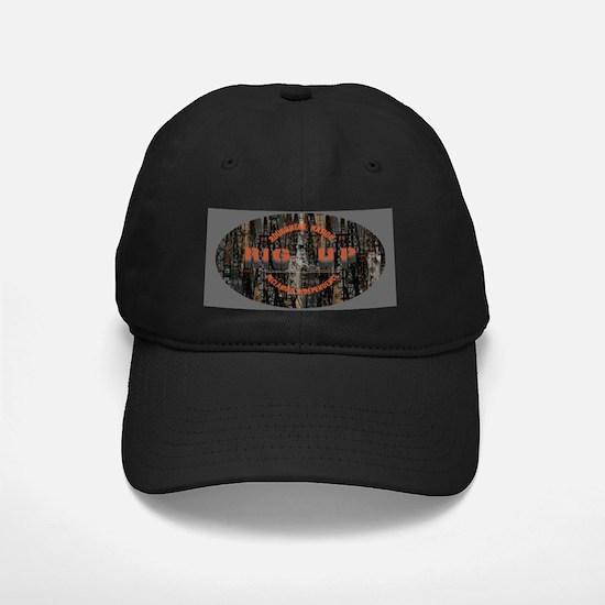 RIG UP OILFIELD LOGO Baseball Hat