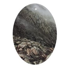 Katahdin Oval Ornament