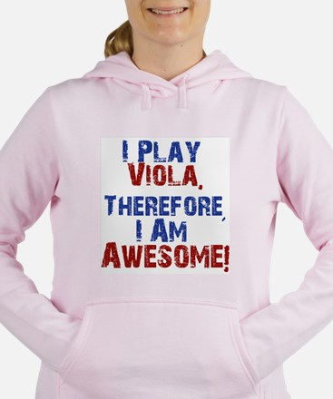 I Play Viola Sweatshirt