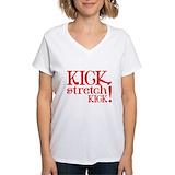 Molly shannon 50 Womens V-Neck T-shirts