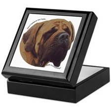 Mastiff Keepsake Box