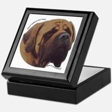 Mastiff Keepsake Box