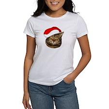 Christmas Kitty Tee