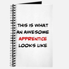 awesome apprentice Journal