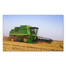 Combine in the Field Rectangle Decal