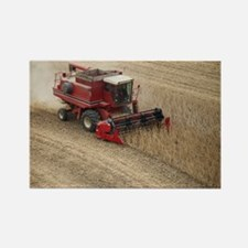 Combine on Harvet Day #1 Rectangle Magnet (100 pac