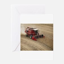 Combine on Harvet Day #1 Greeting Card