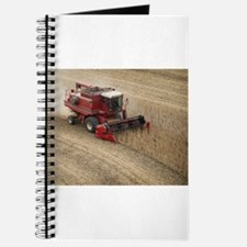Combine on Harvet Day #1 Journal