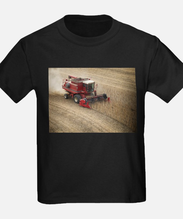 Custom Pulling Tractor T Shirts : Red tractor t shirts tees custom