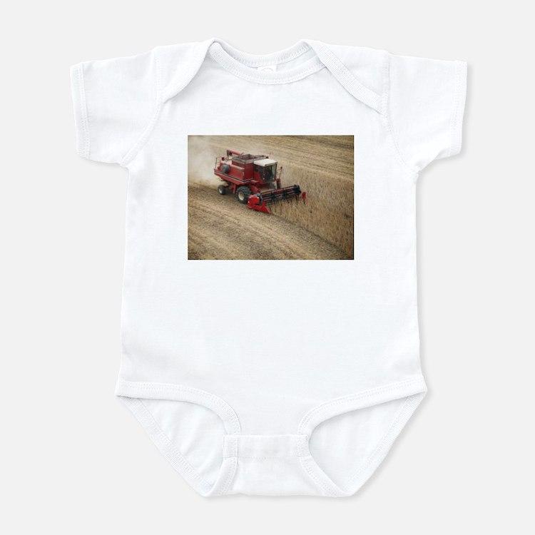 Combine on Harvet Day #1 Infant Bodysuit