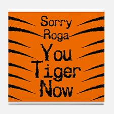 Sorry Roga Tile Coaster