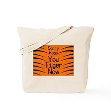 Sorry Roga Tote Bag