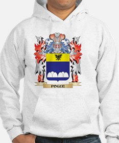 Pogue Coat of Arms - Family Crest Sweatshirt