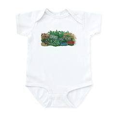 Shade Garden Infant Bodysuit