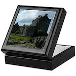 Eilean Donan Castle Scotland Keepsake Box