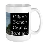 Eilean Donan Castle Large Mug