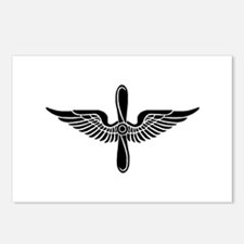 Aviation Branch (1) Postcards (Package of 8)