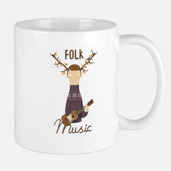 Folk Music Mugs