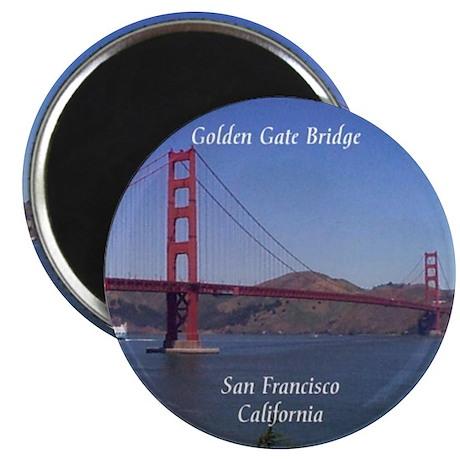 San Francisco Souvenir Magnet