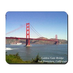 San Francisco Souvenir Mousepad