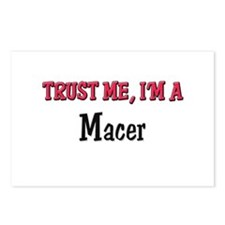Trust Me I'm a Macer Postcards (Package of 8)