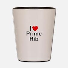 Prime Rib Shot Glass