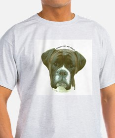 Boxer Ash Grey T-Shirt
