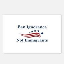Ban Ignorance Postcards (Package of 8)