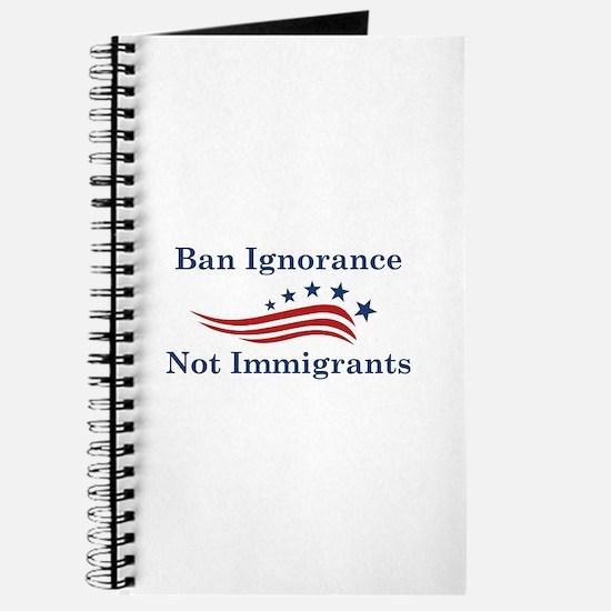 Ban Ignorance Journal