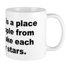 Unique Allen quotation Mug