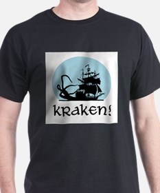 Kraken! Ash Grey T-Shirt
