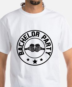 Bachelor Party Cheers T-Shirt