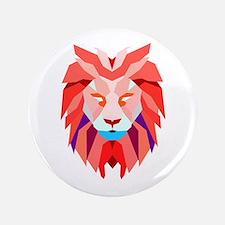 Polygonal Lion Button
