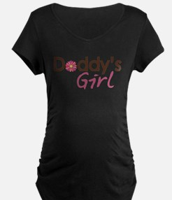 Daddy's Girl Maternity T-Shirt