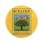 Boulder Genealogical Society Button