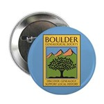 "Boulder Genealogical Society 2.25"" Button"