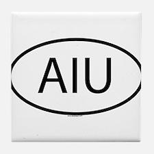 AIU Tile Coaster