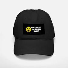 Holy Crap 101st Birthday Baseball Hat
