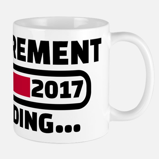 Retirement 2017 Mugs