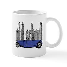 Old School Car Mug