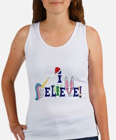 I Believe Tank Top
