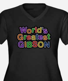Worlds Greatest Gibson Plus Size T-Shirt