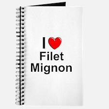 Filet Mignon Journal