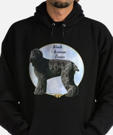 Black Russian Portrait Sweatshirt