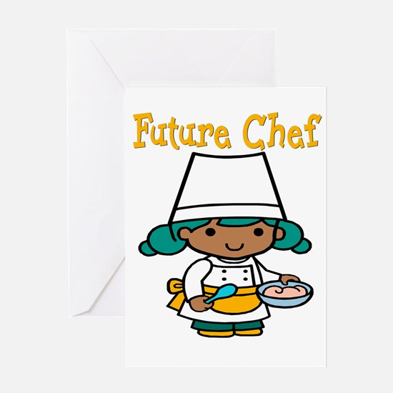Future Chef Gift Ideas Greeting Cards