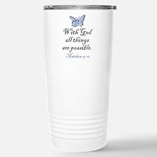 Matthew Travel Mug